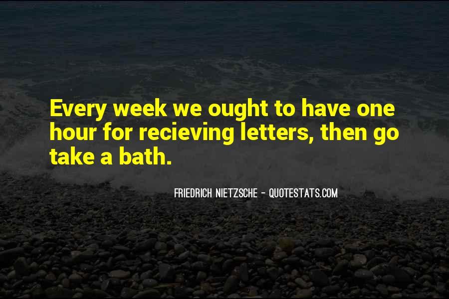 Bath Quotes #244333