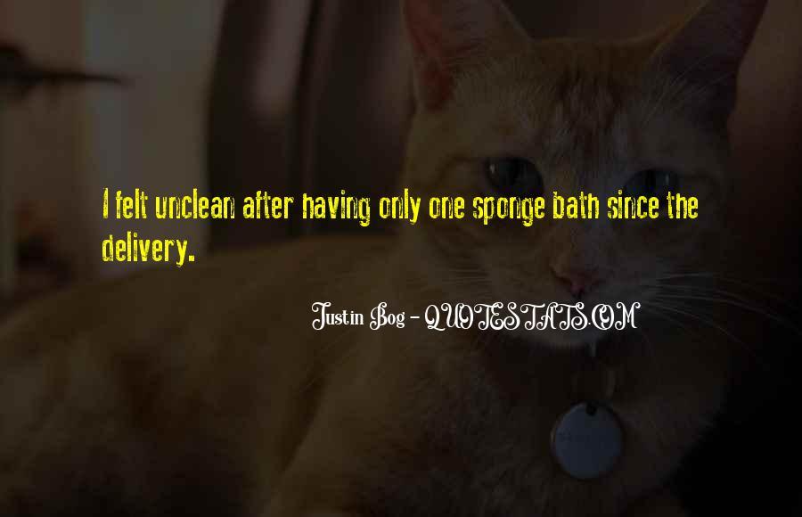 Bath Quotes #286039