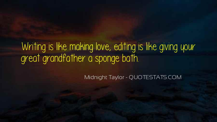 Bath Quotes #311289