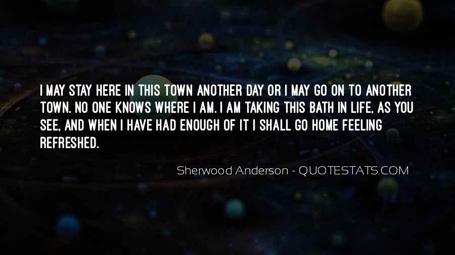 Bath Quotes #317142