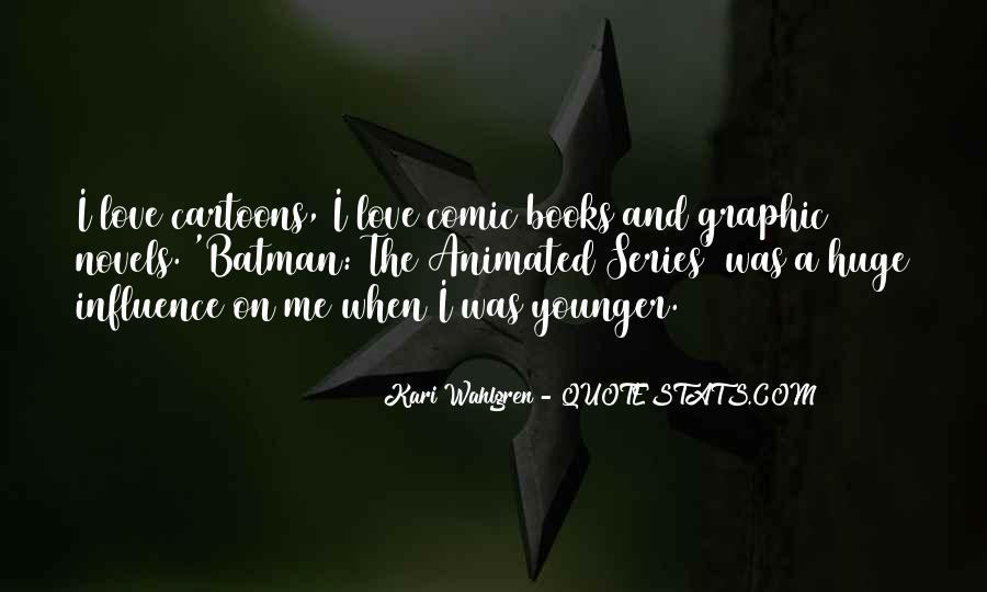Batman Comic Books Quotes #1346647