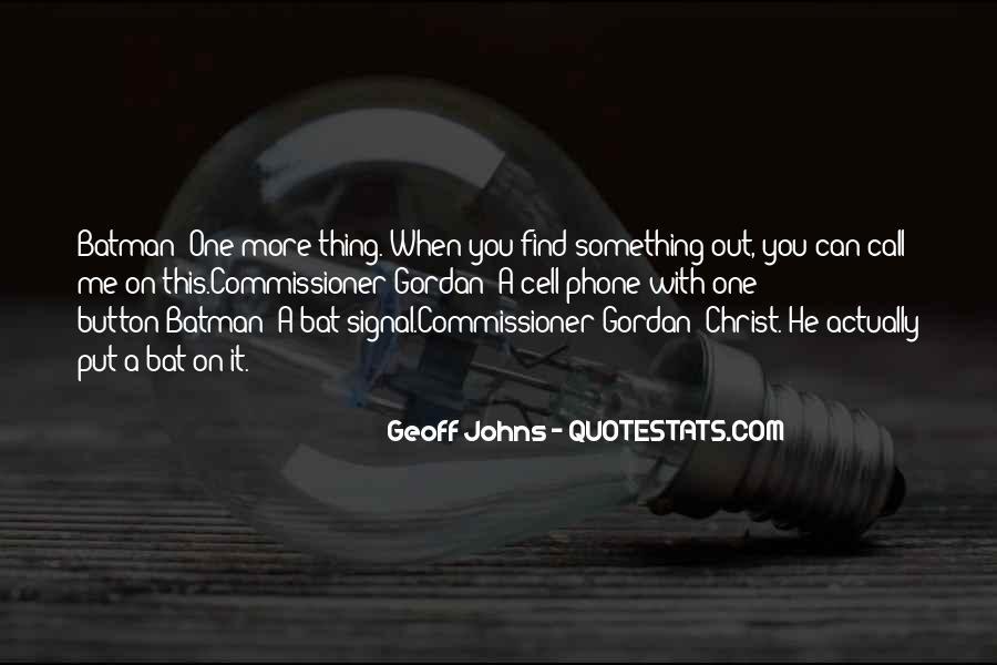 Batman Comic Books Quotes #476079