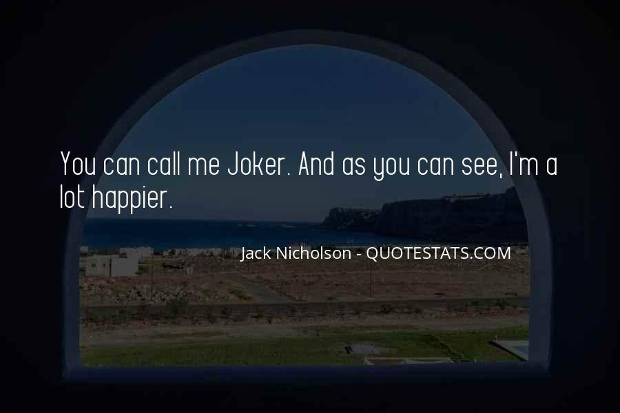 Batman Vs Joker Quotes #14247