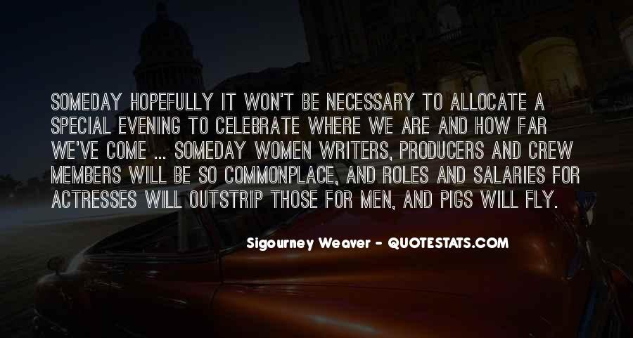 Quotes About Men And Women Roles #1190313