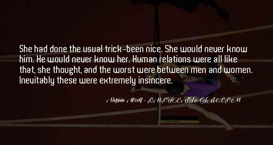 Quotes About Men And Women Roles #331177