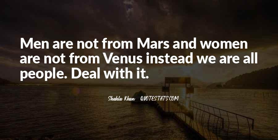 Quotes About Men And Women Roles #39595