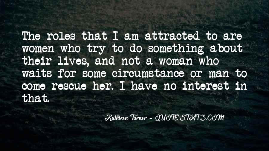 Quotes About Men And Women Roles #914679