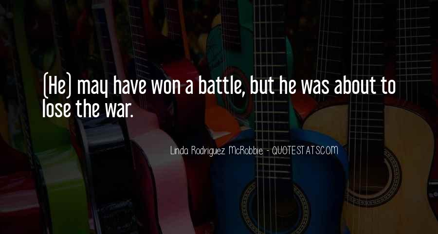 Battle Of Sexes Quotes #849173