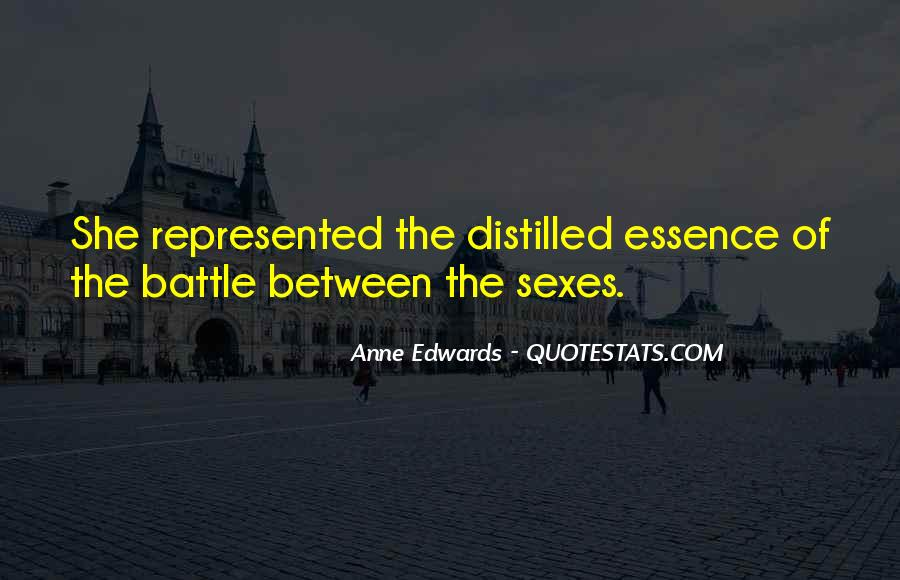 Battle Of Sexes Quotes #859942