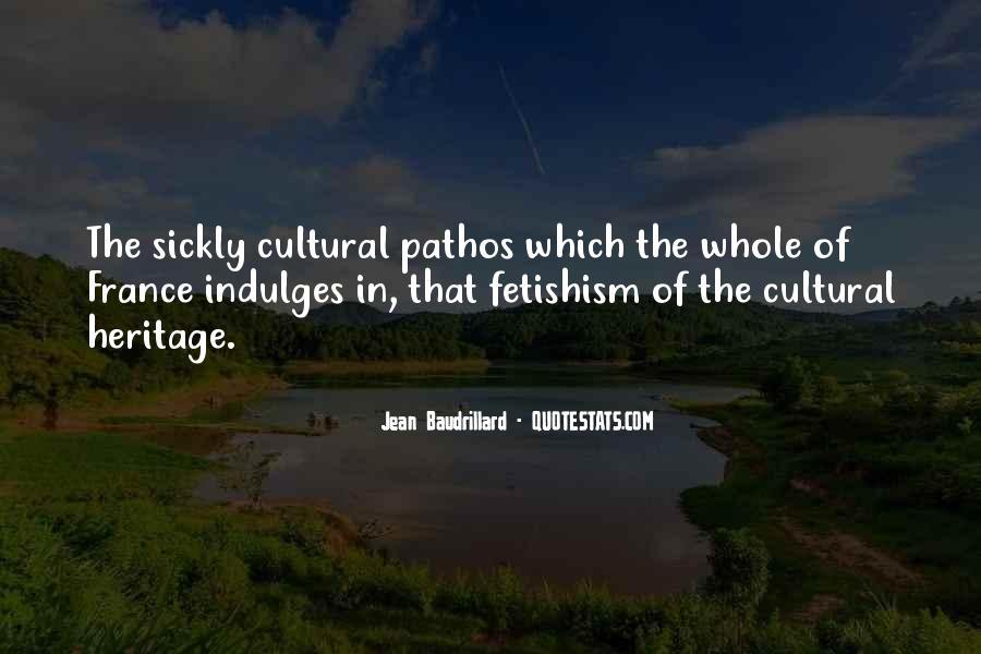 Baudrillard Quotes #1019171