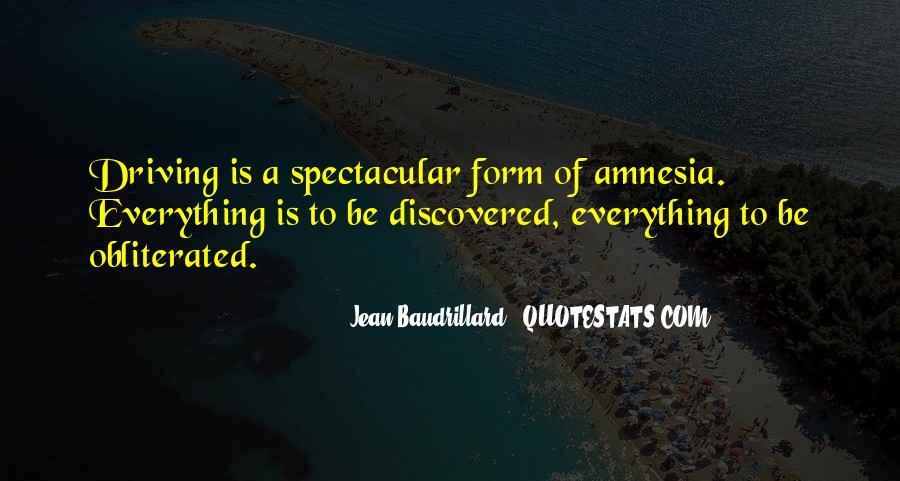 Baudrillard Quotes #149308