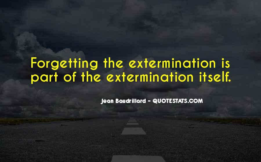 Baudrillard Quotes #157226