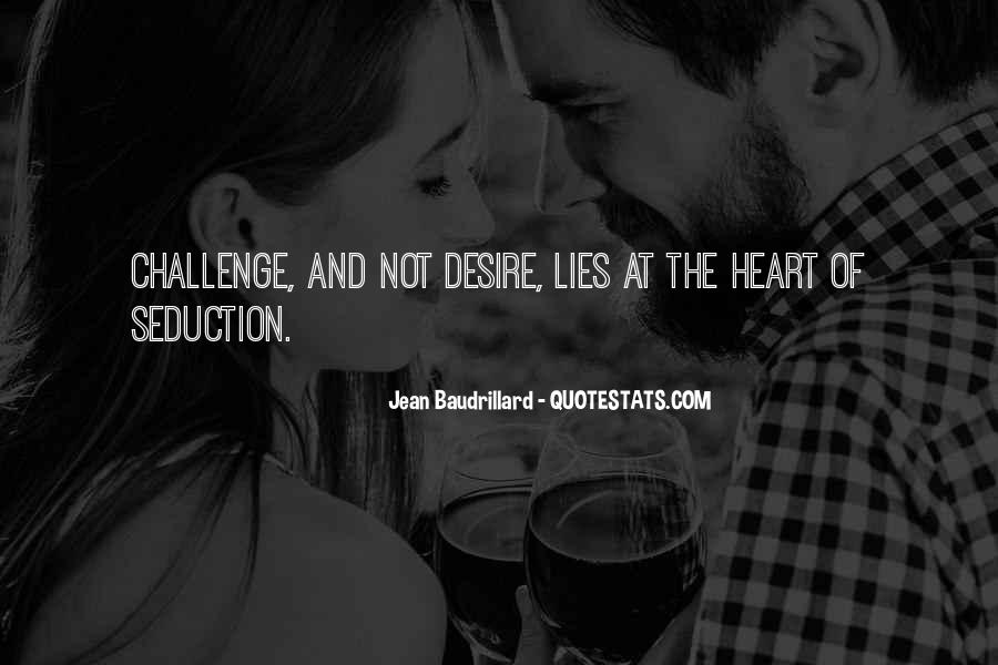 Baudrillard Quotes #187411