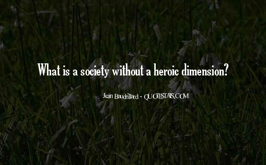 Baudrillard Quotes #342385