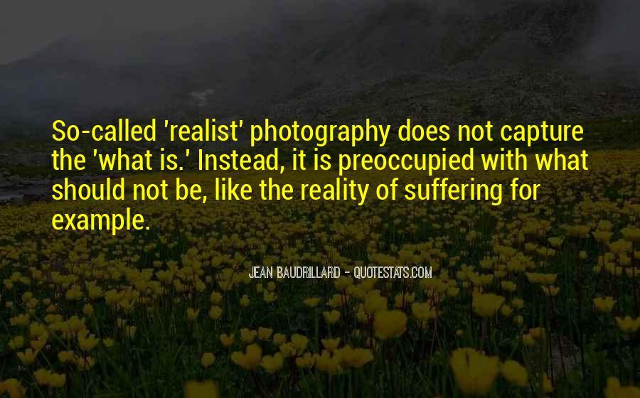 Baudrillard Quotes #392364