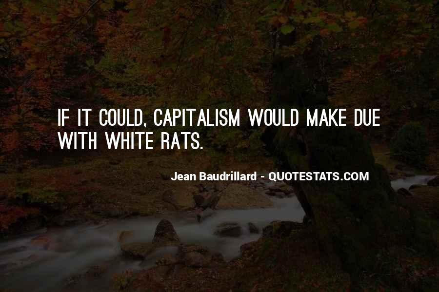 Baudrillard Quotes #446665