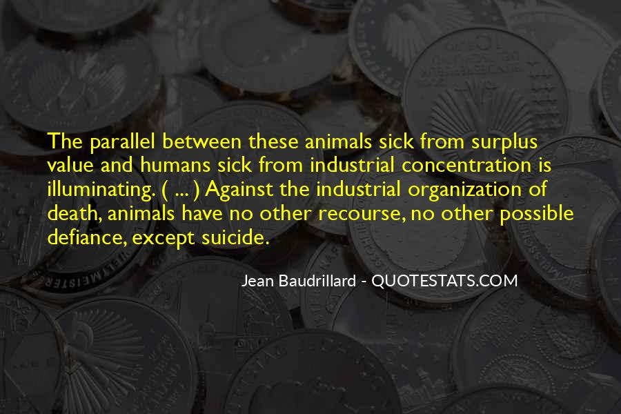 Baudrillard Quotes #472110