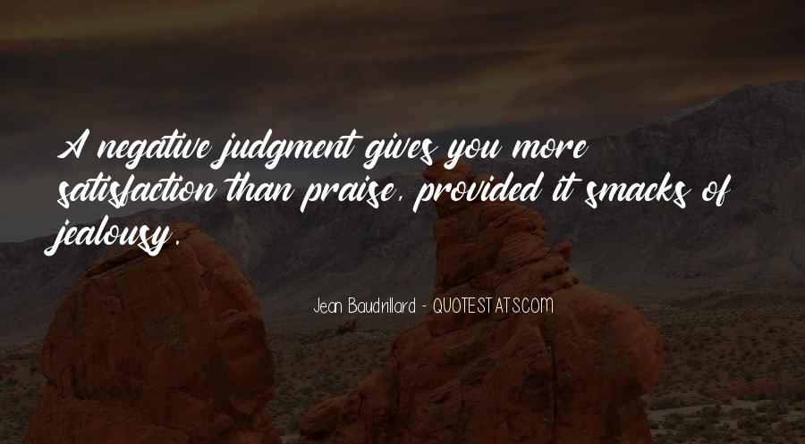Baudrillard Quotes #508629