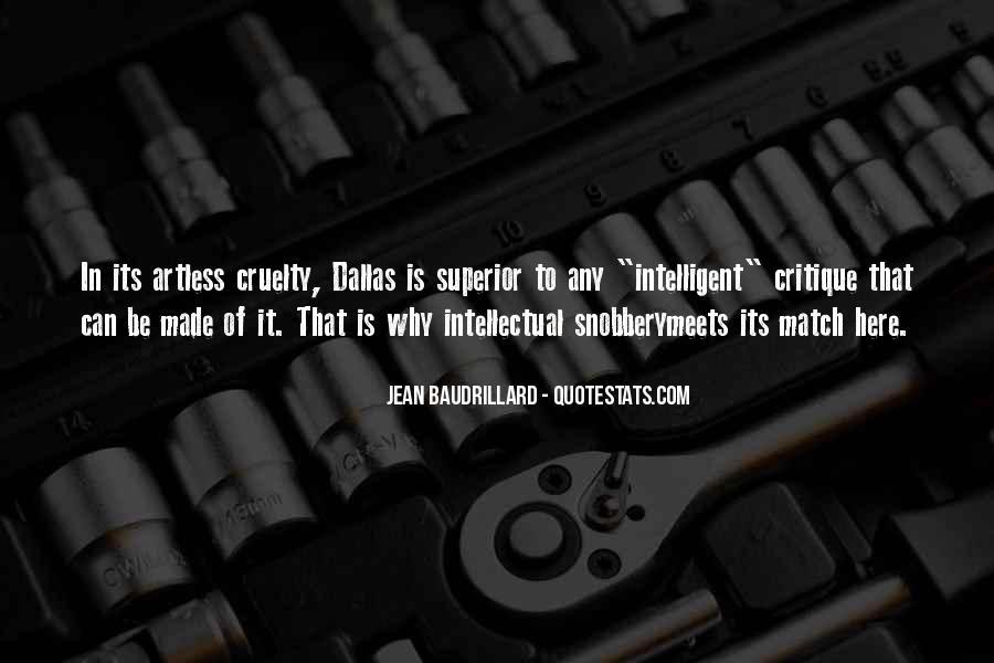 Baudrillard Quotes #510999