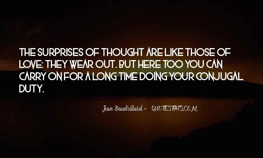Baudrillard Quotes #636621