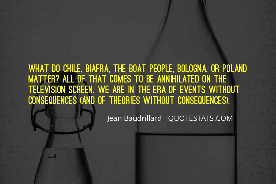 Baudrillard Quotes #639368