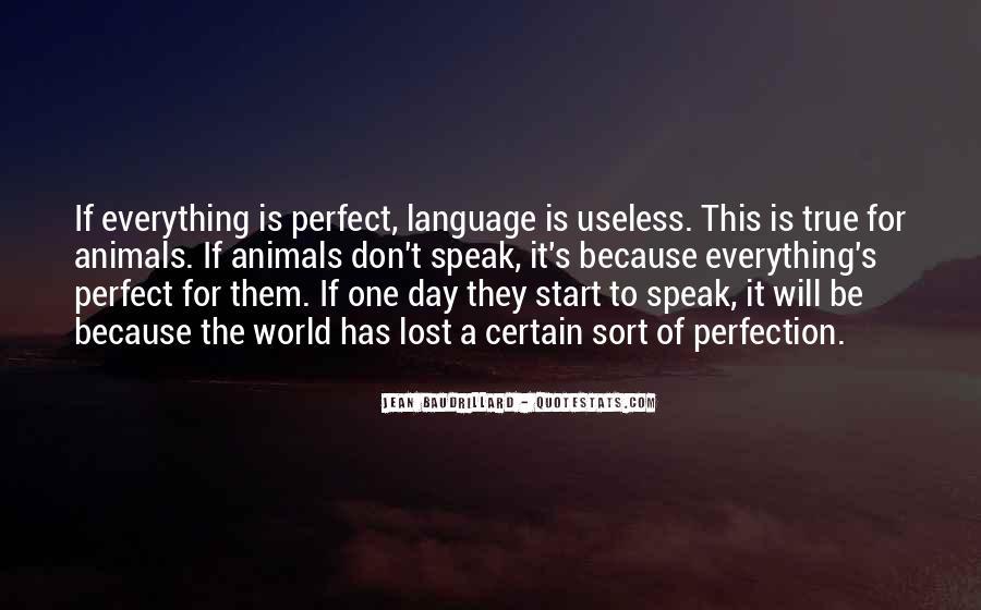 Baudrillard Quotes #640363