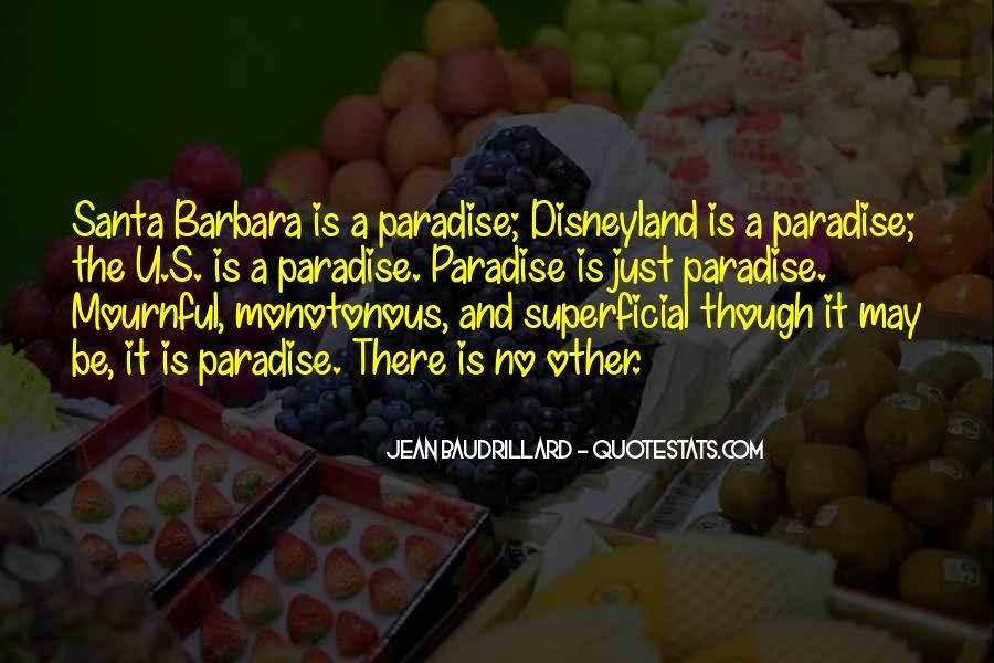 Baudrillard Quotes #727322
