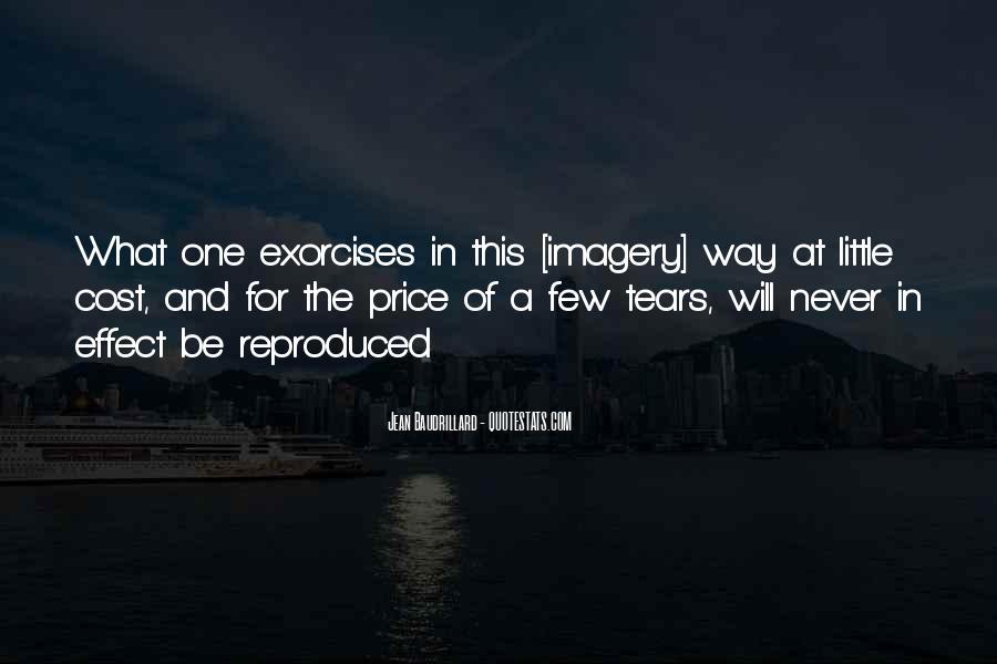 Baudrillard Quotes #78201