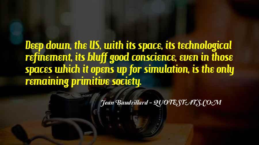 Baudrillard Quotes #798112