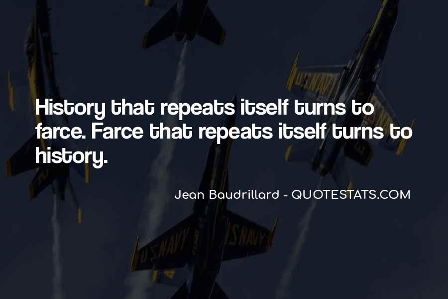 Baudrillard Quotes #812875