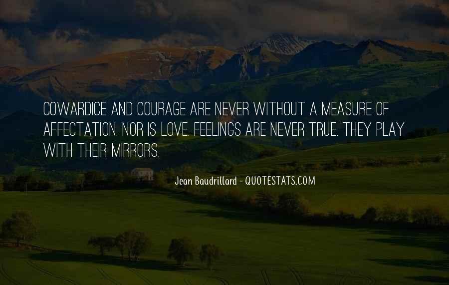 Baudrillard Quotes #868445