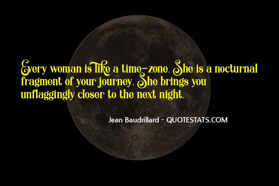 Baudrillard Quotes #892312