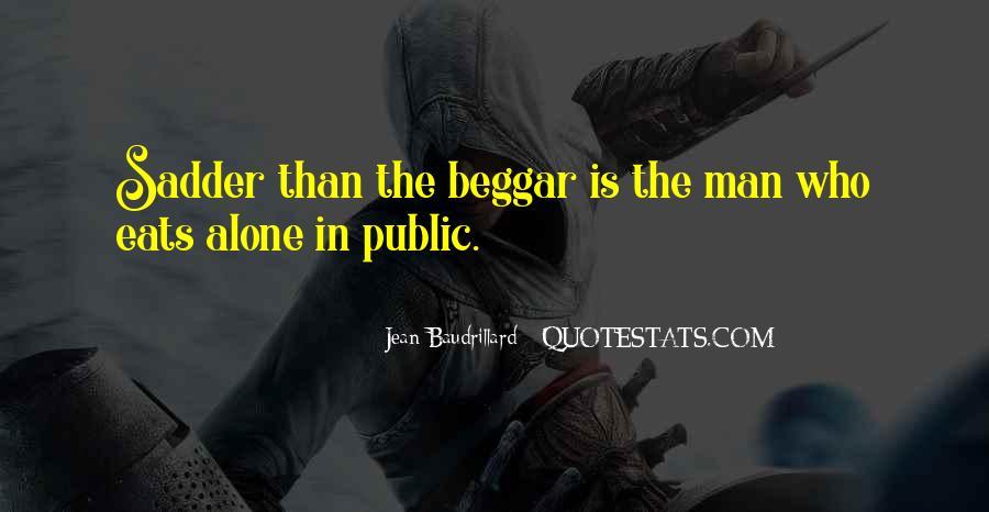 Baudrillard Quotes #906002