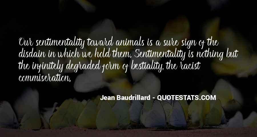 Baudrillard Quotes #964041