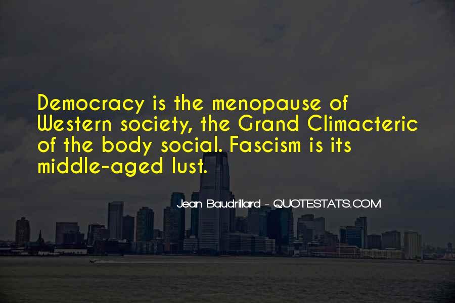 Baudrillard Quotes #988286