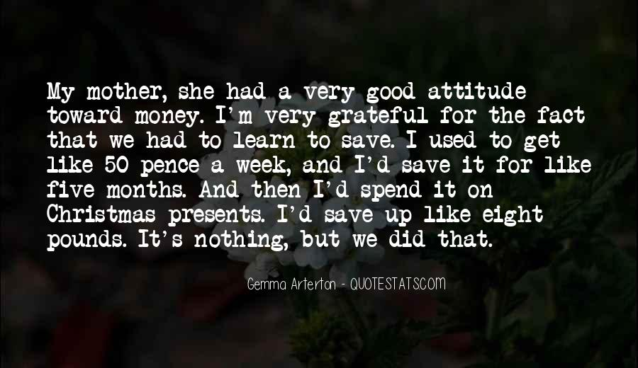 Be Grateful Christmas Quotes #1030285
