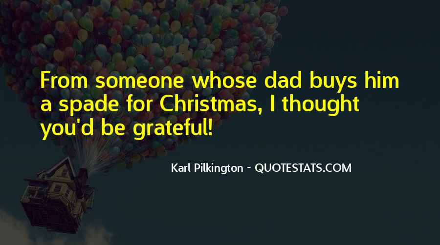 Be Grateful Christmas Quotes #1462684