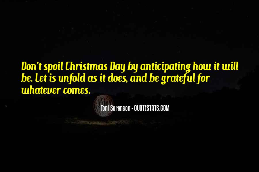 Be Grateful Christmas Quotes #286454