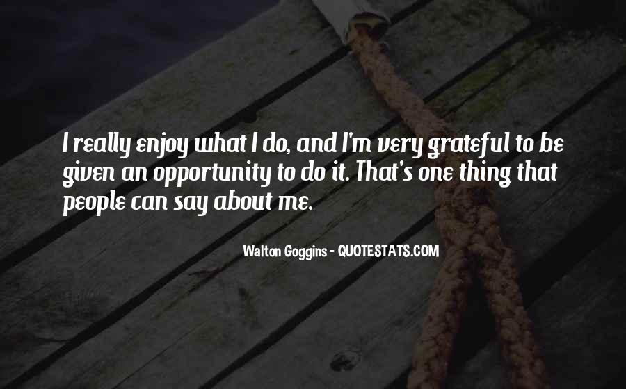 Be Grateful Quotes #100821