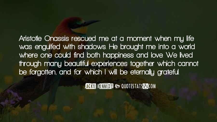 Be Grateful Quotes #108407