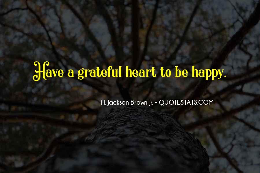 Be Grateful Quotes #112102