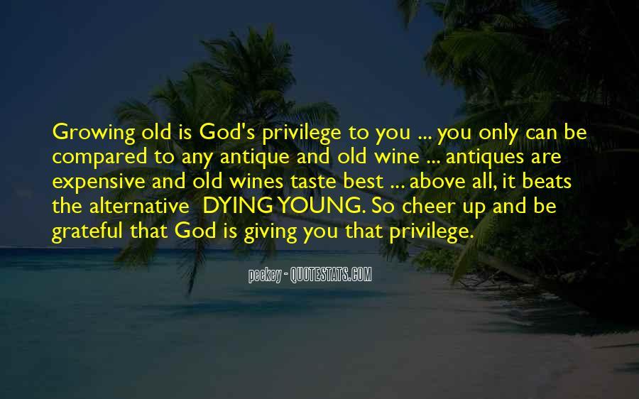 Be Grateful Quotes #112506