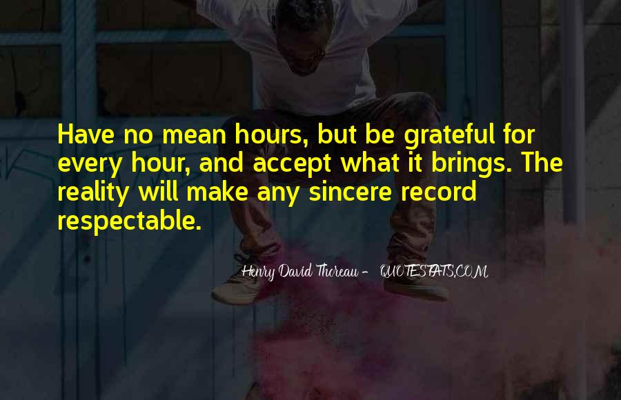 Be Grateful Quotes #117598
