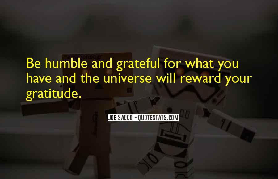 Be Grateful Quotes #118462