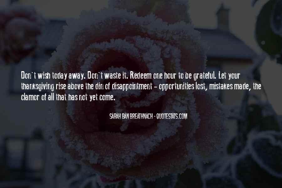Be Grateful Quotes #126021