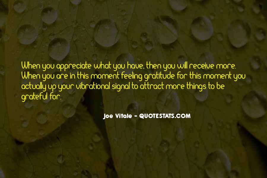 Be Grateful Quotes #12606