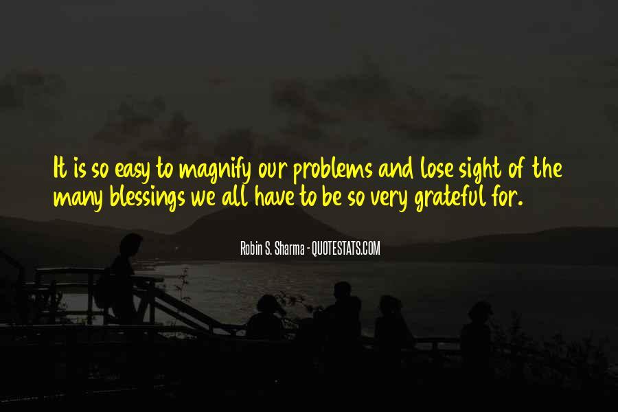 Be Grateful Quotes #126560
