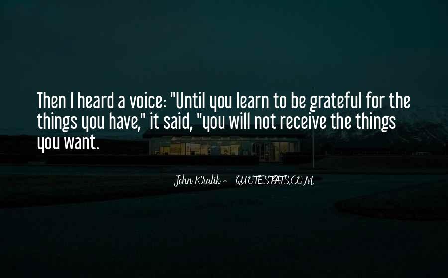 Be Grateful Quotes #133323