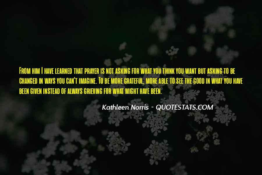 Be Grateful Quotes #140318