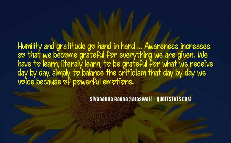 Be Grateful Quotes #140366
